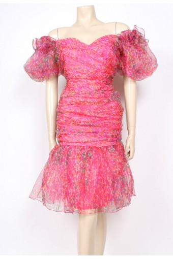 Frothy Josh Charles Party Dress
