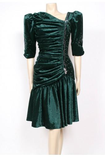 Velvet Mega Dress