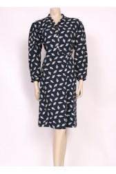 Amazing Print 50's Dress