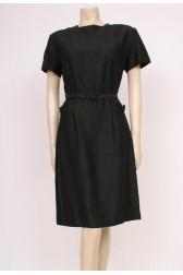 Slate Grey 1950's Dress