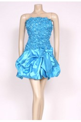 Sequin Puffball Dres