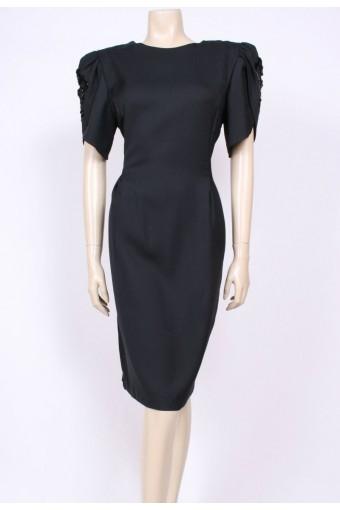 Shoulder Delight Dress