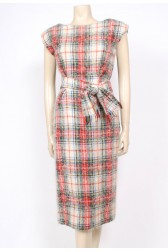 Mohair 50's Wiggle Dress