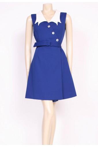 Twiggy Label 60's Dress