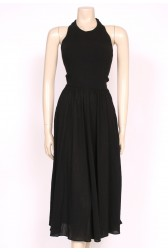 Backless Cacharel Sun Dress
