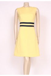 60's Lemon Mod Dress