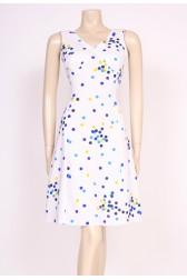 Spotty Mod Sun Dress