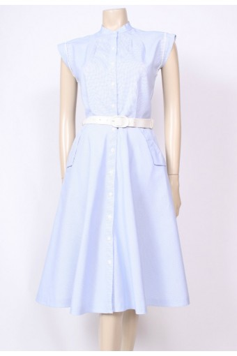 Stripey Pockets Dress