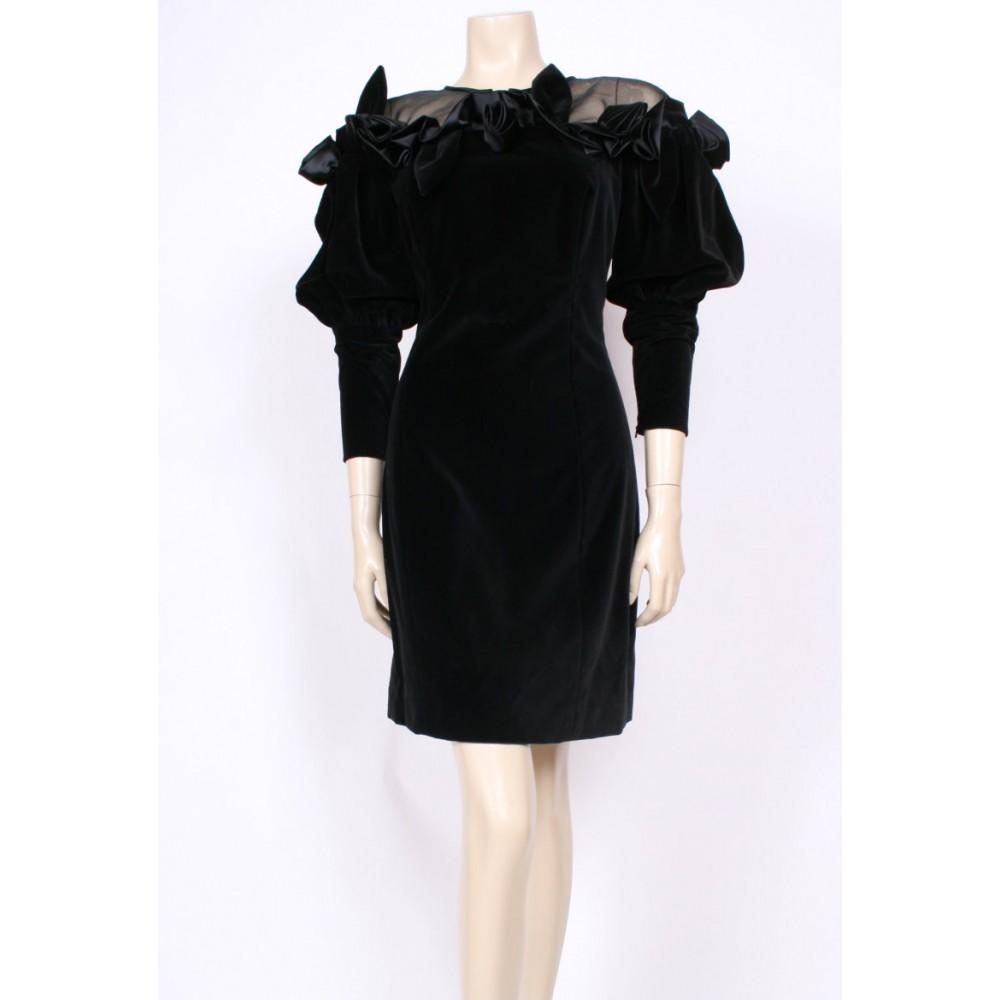 Avant-Garde Cocktail Party Dress
