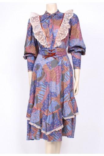 Mega Detail Dress