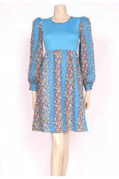 Short Hippy Spring Dress