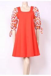 60's Maternity Dress