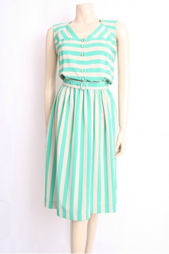 Super Stripes Dress