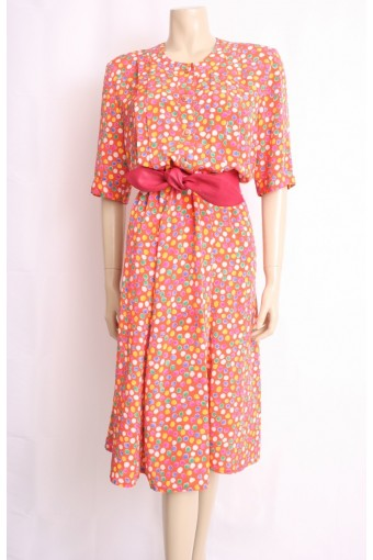 Polly Polkadots Dress
