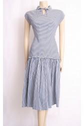 50's Stripe Summer Dress