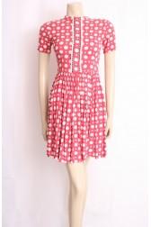 Frilly Spotty Day Dress