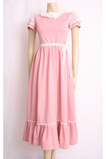 Pink Prairie Dress