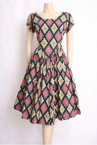 Sambo 50's Dress