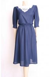 Sue Sherry Collar Dress