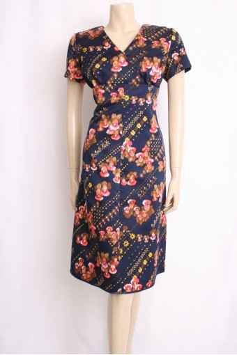 Foxglove 60's Dress
