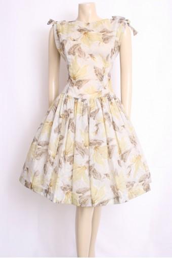 Dainty 50's Dress
