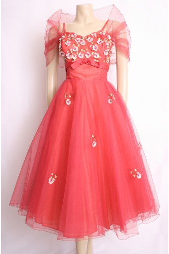Dream Red Prom Dress