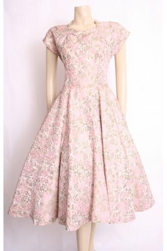 Moss & Pink 50's Dress