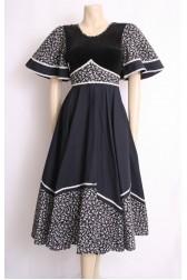 Velvet & Cotton Hippy Dress
