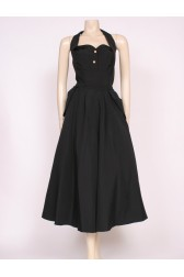 1940's Halterneck Dress