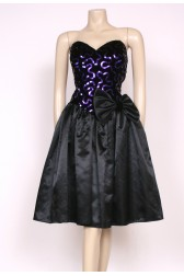 Sequins Bow Party Dress