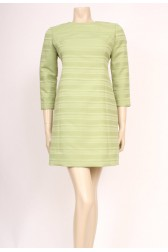 60's Pistachio Green Dress
