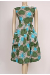 Sunflower 50's Dress